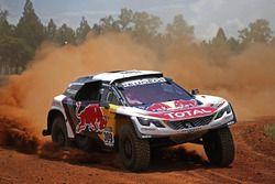 #309 Peugeot Sport Peugeot 3008 DKR: Себастьен Лёб и Даниэль Элена