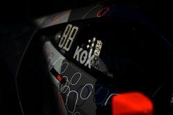 Coche de #93 RealTime Racing Acura NSX GT3: Peter Kox