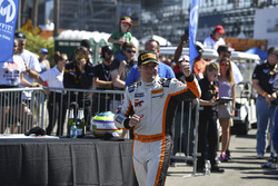 Yarış galibi Alvaro Parente, K-Pax Racing