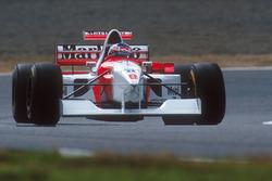 Ян Магнуссен, McLaren MP4/10B