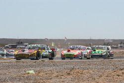 Nicolas Bonelli, Bonelli Competicion Ford, Lionel Ugalde, Ugalde Competicion Ford, Mauro Giallombardo, Werner Competicion Ford