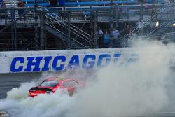 Race winner Justin Allgaier, JR Motorsports Chevrolet