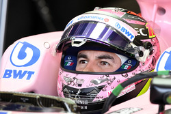 Sergio Perez, Sahara Force India VJM10