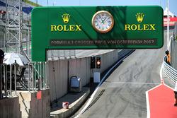 Orologio e cartello Rolex