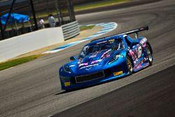 #6 TA Chevrolet Corvette, Cameron Lawrence, Derhaag Motorsports