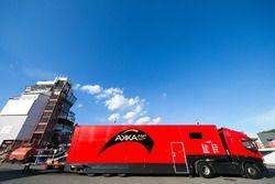 Akka ASP Team transporter