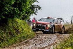 Андреас Миккельсен и Андерс Егер, Citroën C3 WRC, Citroën World Rally Team
