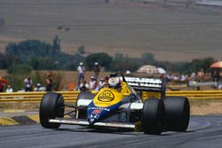 Nigel Mansell, Williams FW10
