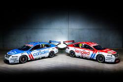 Todd Kelly und Rick Kelly, Nissan Motorsport