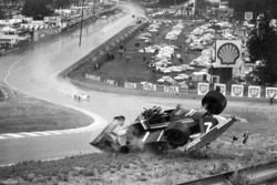 Accident pour Stefan Bellof, Maurer MM82-BMW