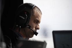 David Faustino, Will Power, Team Penske Chevrolet