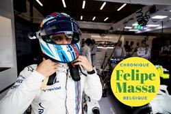 Chronique Felipe Massa Belgique