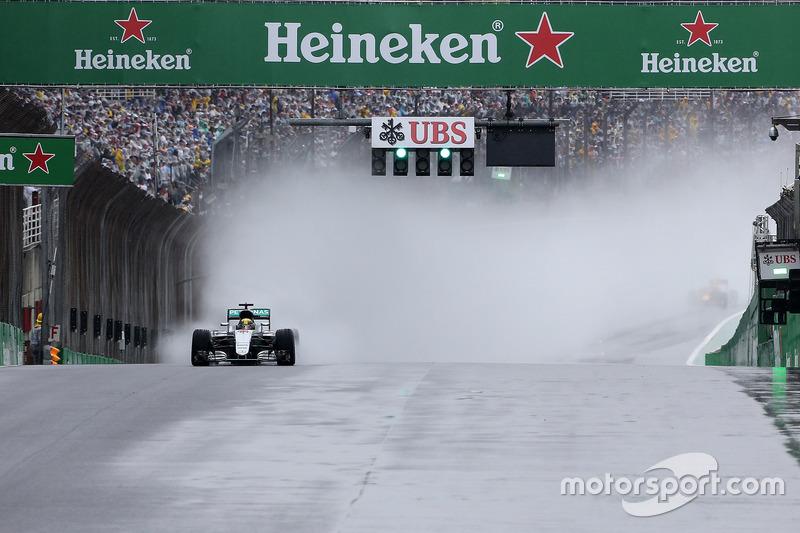 wis Hamilton, Mercedes AMG F1