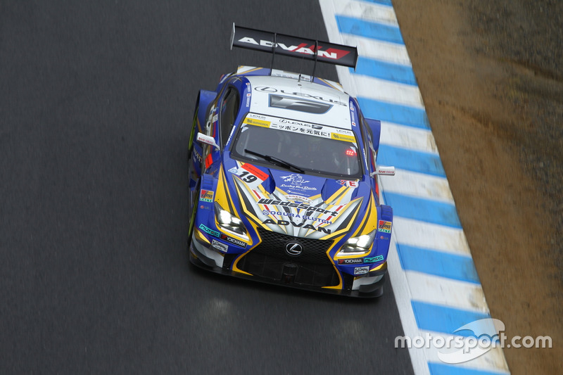 #19 WedsSport ADVAN RC F