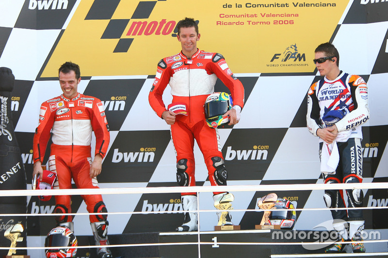 #7 - Troy Bayliss - GP de Valencia 2007