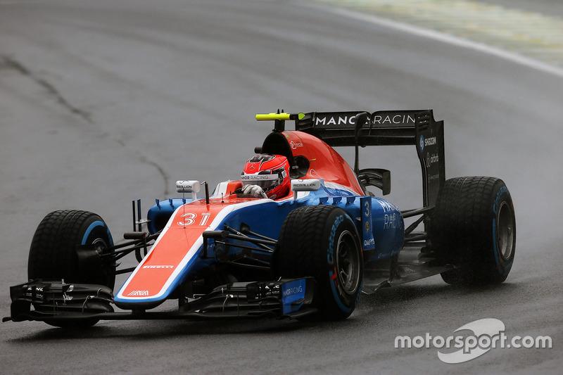 12. Esteban Ocon, Manor Racing MRT05
