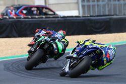 Maverick Viñales, Yamaha Factory Racing, Johann Zarco, Monster Yamaha Tech 3, Valentino Rossi, Yamah