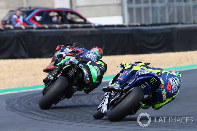 Маверик Виньялес, Yamaha Factory Racing, Жоан Зарко, Monster Yamaha Tech 3, Валентино Росси, Yamaha Factory Racing