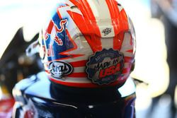 Casco de Nicky Hayden, Honda World Superbike Team