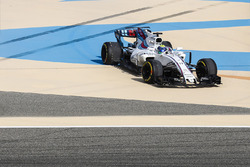Felipe Massa, Williams FW40, después de girar