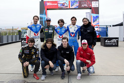 Bruno Senna, Vaillante Rebellion Racing, Mathias Lauda, Aston Martin Racing, Nicolas Prost, Nelson Piquet Jr., Vaillante Rebellion Racing, Nelson Piquet, Pietro Fittipaldi, Lotus, Pedro Piquet, Van Amersfoort Racing, Harrison Newey, Van Amersfoort Racing, Mick Schumacher, Prema Powerteam