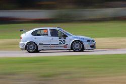#20 Tamer Sancak, Ülkü Motorsport, Seat Leon Cupra-R