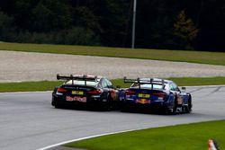 Marco Wittmann, BMW Team RMG, BMW M4 DTM, Mattias Ekström, Audi Sport Team Abt Sportsline, Audi A5 D