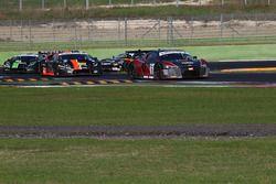 Audi R8 LMS-S.GT3 #8, Audi Sport Italia: Treluyer-Ghirelli