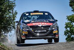 Marcello Razzini, Gianmaria Marcomini, Peugeot 208R2B