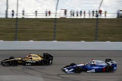 James Hinchcliffe, Schmidt Peterson Motorsports Honda Takuma Sato, Andretti Autosport Honda