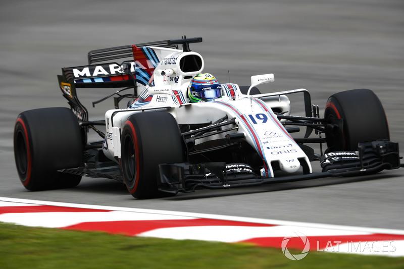 2017: Williams FW40