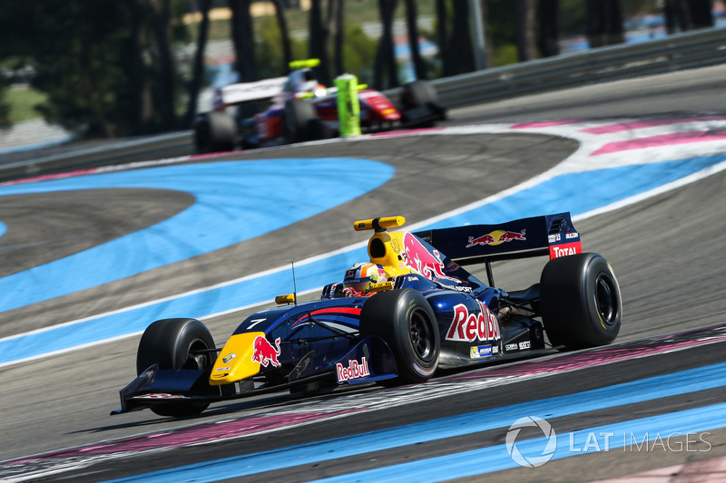 Pierre Gasly, Arden International