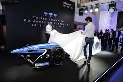 Sebastien Buemi e Nicolas Prost, Renault eDAMS