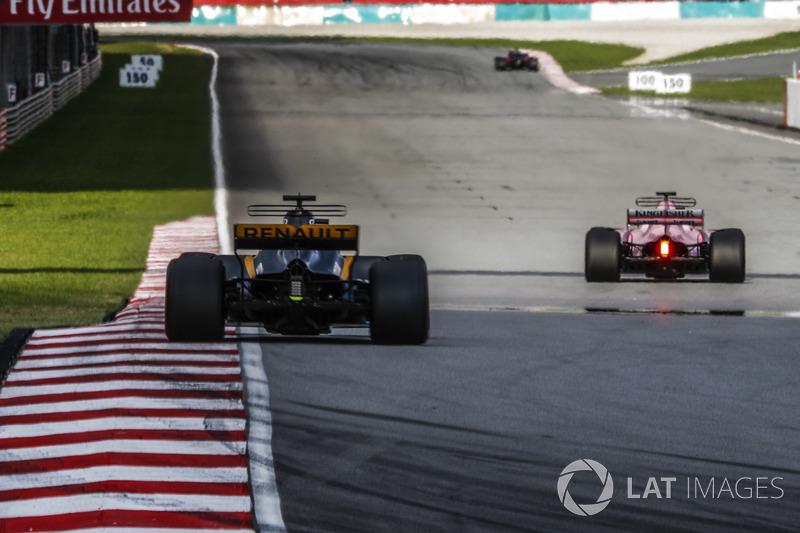 Ніко Хюлькенберг, Renault Sport F1 Team RS17