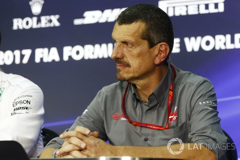 Керівник Haas F1 Гюнтер Штафнер