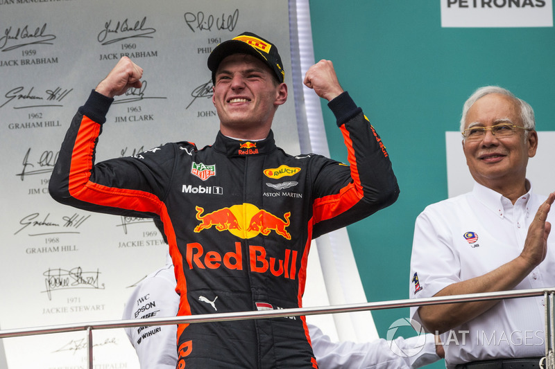 2- GP de Malasia de 2017