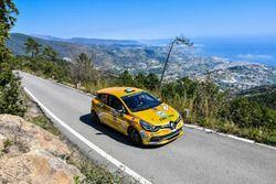 Riccardo Canzian, Renault Clio R3T