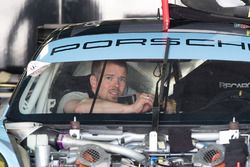 Porsche Team mechanic