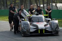 #4 ByKolles Racing CLM P1/01: Robert Kubica, Oliver Webb