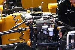 Renault Sport F1 Team RS17 front detail