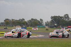 Norberto Fontana, JP Carrera Chevrolet, Christian Ledesma, Las Toscas Racing Chevrolet
