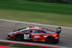Lamborghini Huracan S.GTCup #110, Vincenzo Sospiri Racing: Lewandowski-Myszkowski