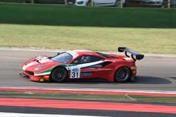 Motoaki Ishikawa, AF Corse,Ferrari 488-S.GT3 #31