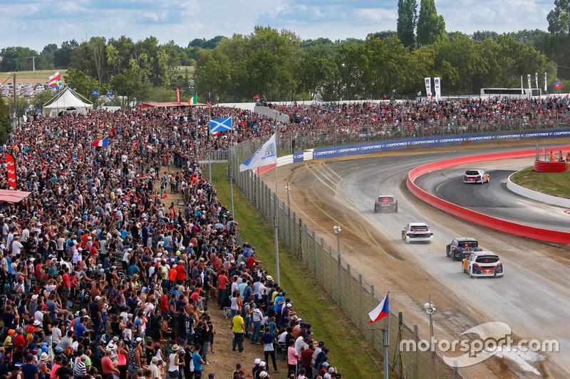 Encore une fois 70.000 spectateurs à Lohéac...