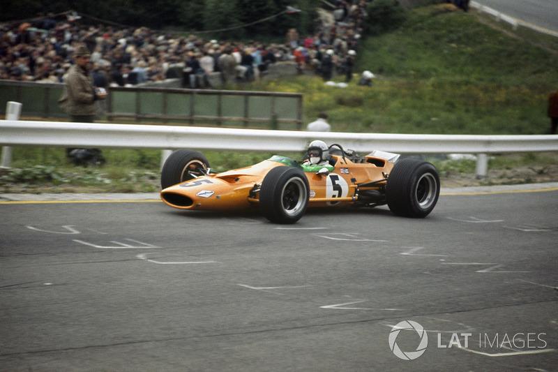 1968 Bruce McLaren, McLaren