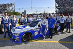 Эй-Джей Алмендингер, JTG Daugherty Racing Chevrolet и Терри Лабонте