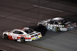 Cole Custer, Stewart-Haas Racing Ford e Casey Mears, Biagi-DenBeste Racing Ford