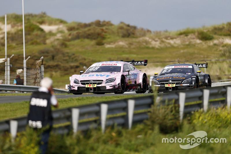 12. Edoardo Mortara, Mercedes-AMG Team HWA, Mercedes-AMG C63 DTM