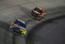 Kyle Busch, Joe Gibbs Racing Toyota, Erik Jones, Furniture Row Racing Toyota