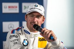 Le troisième Maxime Martin, BMW Team RBM, BMW M4 DTM